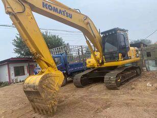 KOMATSU USED  KOMATSU  PC200  JAPAN  MADE  EXCAVATOR amphibious excavator