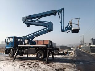 IVECO 32m, CTE Sequani Z32 bucket truck