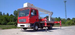 MAN Bison Palfinger TKA 30 KS - 30m, 7.5t bucket truck