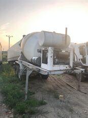CIFA concrete mixer semi-trailer