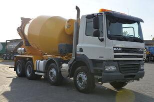 DAF CF 85 460 concrete mixer truck