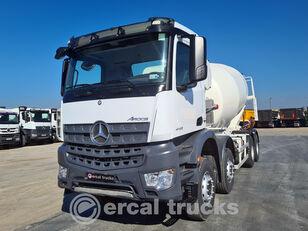 MERCEDES-BENZ  2017 AROCS 4142 AC  8X4 CONCRETE MIXER  72 UNITS concrete mixer truck