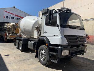 Cifa  on chassis MERCEDES-BENZ axor 2633  concrete mixer truck