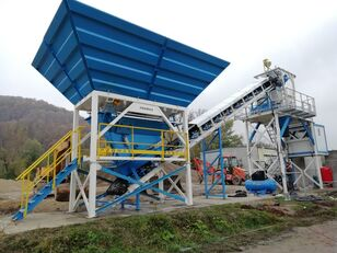 new PROMAX Compact C60-SNG-PLUS  concrete plant