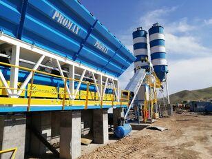 new PROMAX Compact Concrete Batching Plant PROMAX C100 TWN-L (100m³/h) concrete plant