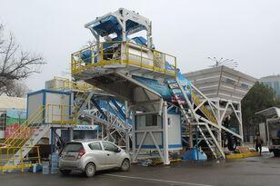 new PROMAX Mobile Concrete Batching Plant M100-TWN (100m3/h) concrete plant