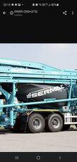 Sermac 33m+9m3, 125mm on chassis VOLVO fmx 420 euro 6, SERMAC 33m+9m3, 125mm pipe, dozór TDT concrete pump