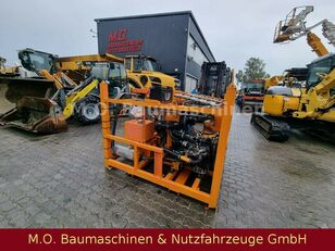 HOFMANN Hagg / Mackierungsmaschine road marking machine