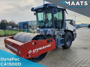 new DYNAPAC CA 1500D SEISMIC single drum compactor