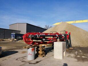 BOOM MAKINA 18-3 stationary concrete pump