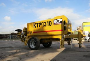 new KCP KTP1310 stationary concrete pump