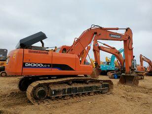 DOOSAN DH300LC-7 tracked excavator