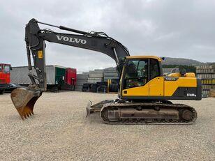 VOLVO EC160DNL tracked excavator
