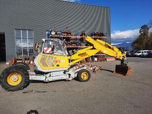 MENZI MUCK A91 Mobil walking excavator