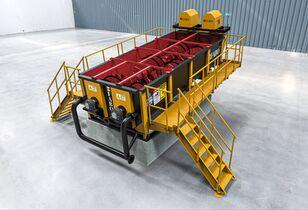 new FABO FABO LOG WASHER - WASHING SYSTEM FOR GRAVEL, STONE & SAND crushing plant