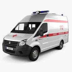 new GAZ B TYPE GAZelle NEXT AMBULANCE WİTH FULL EQUİPMENT ambulance