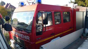 MAN 8-153 fire truck