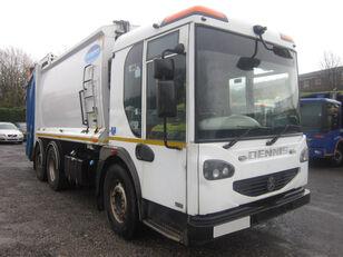 Dennis ELITE 2 6X2 25TON AUTO OLYMPUS BODY REFUSE C/W TERBERG BIN LIFT garbage truck