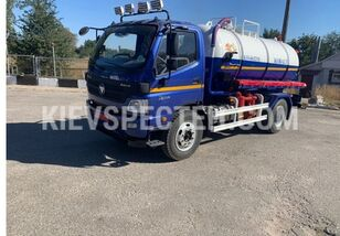 new FOTON DAIMLER КОВ-13 vacuum truck